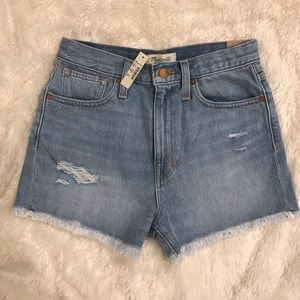 Madewell The Momjean Short
